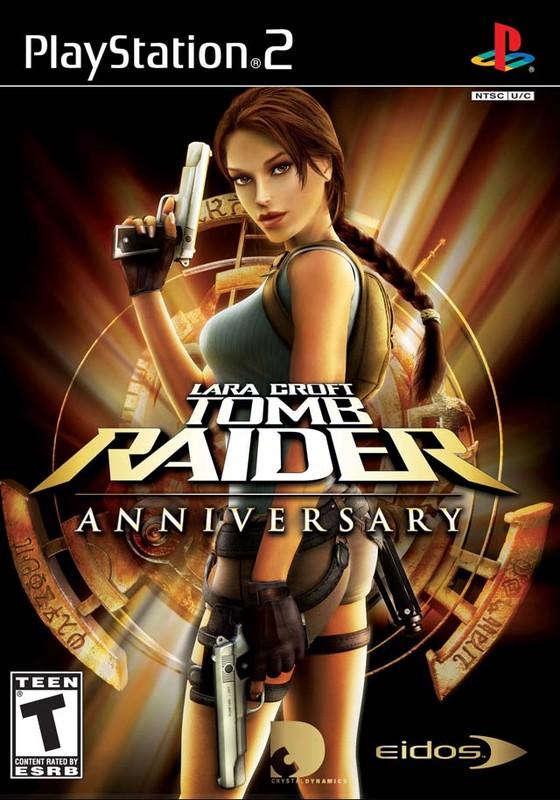 Tomb Raider VIII Anniversary