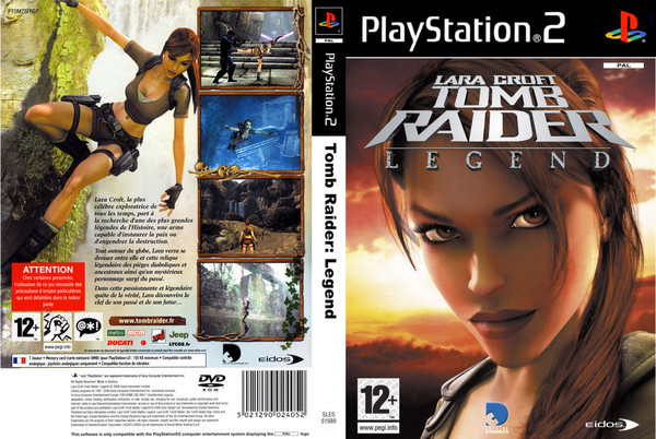 Tomb Raider VII Legend